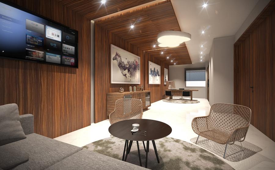 Foto: Diseño Interior Oficinas Gasolineria, Qro. de HD Arquitectos ...