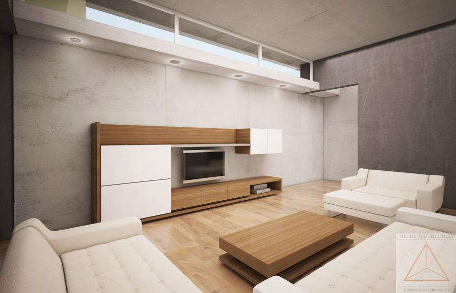 Interiores varios dise o y fabricacion ideas arquitectos - Proyecto diseno de interiores ...