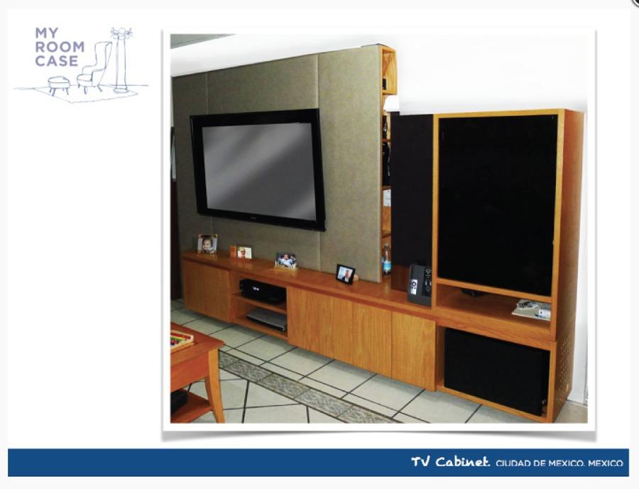 Dise o de interiores residencial y mobiliario ideas - Diseno de muebles de tv ...