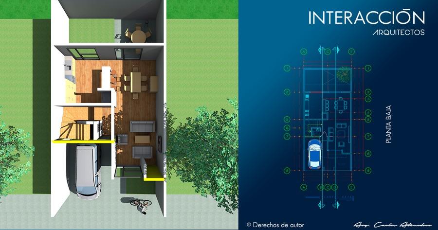 Diseño Planta Baja