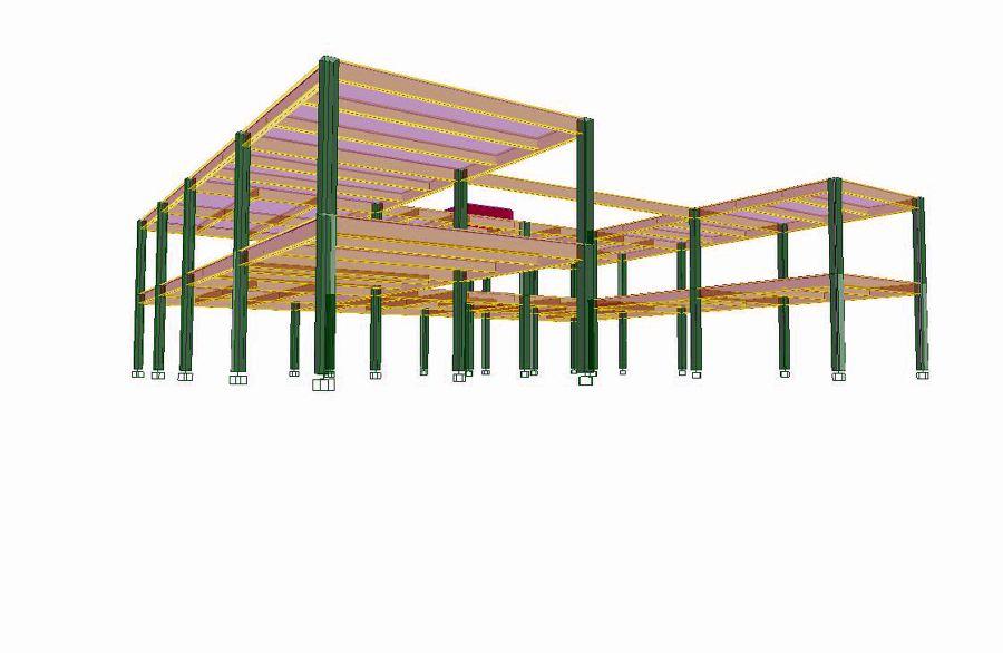 Diseño Y Cálculo Estructural Del Centro De Salud Zapotitla