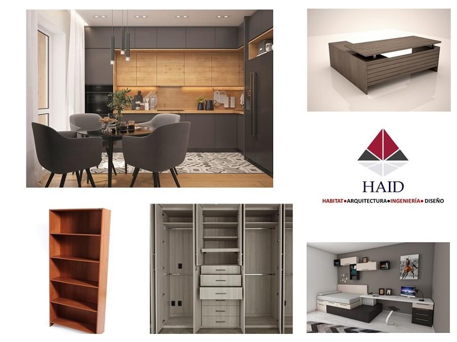 Diseño y fabricación de muebles bajo diseño