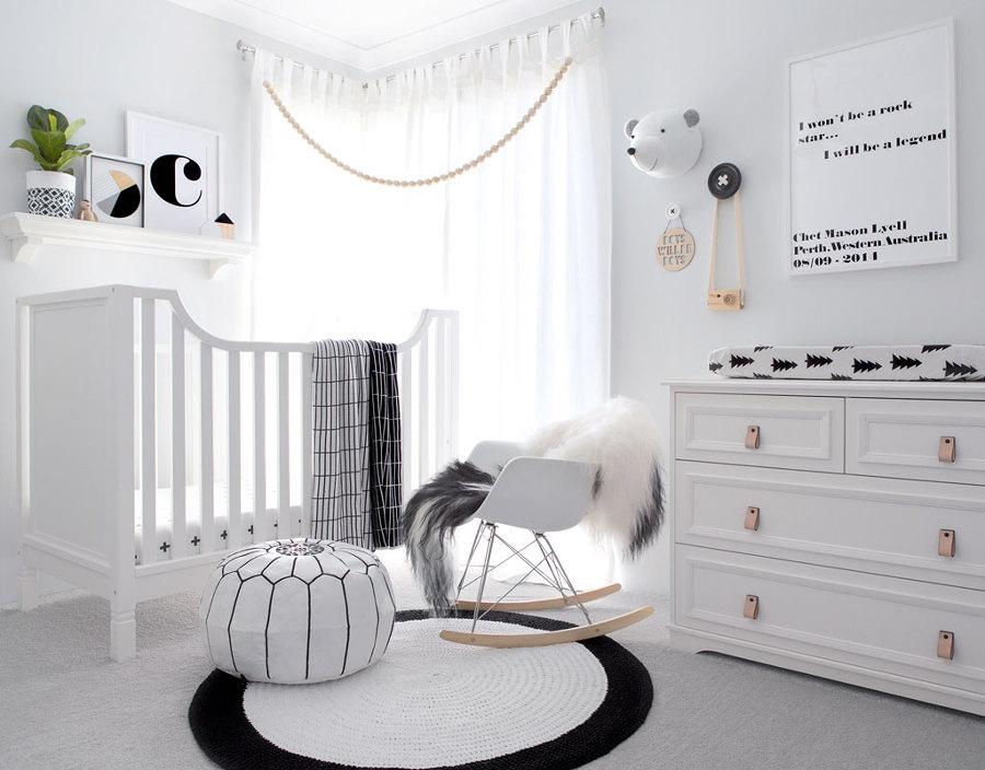 Consigue una Habitación de Estilo Nórdico para Tu Bebé | Ideas ...