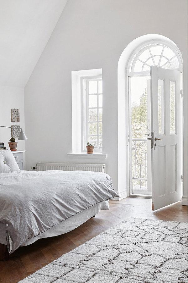 dormitorio luz