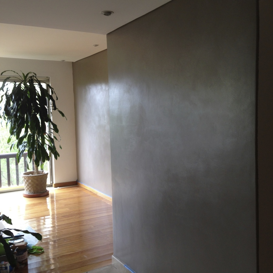 Pintura aperlada aplicaci n ideas dise o de interiores for Aplicacion diseno de interiores gratis