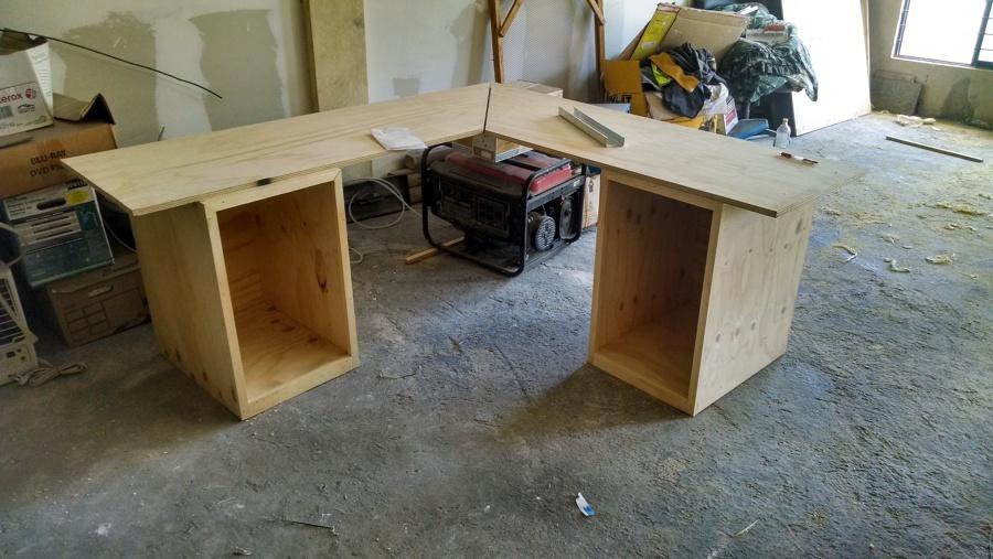 Elaboración de mobiliario