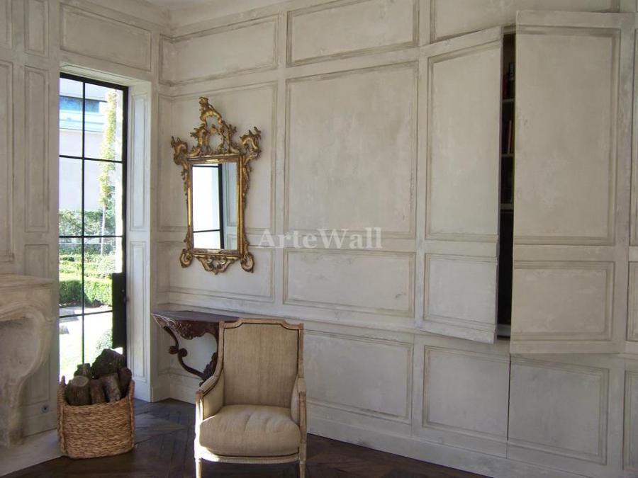 Paredes decorativas ideas dise o de interiores - Paredes decorativas interiores ...