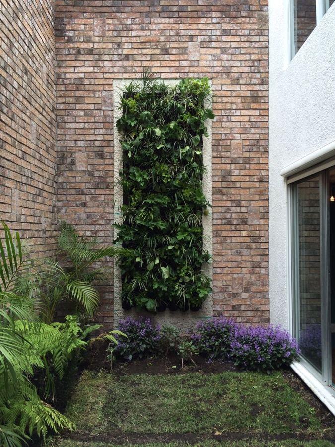 Jardines verticales de instalaci n inmediata ideas for Instalacion de jardines verticales