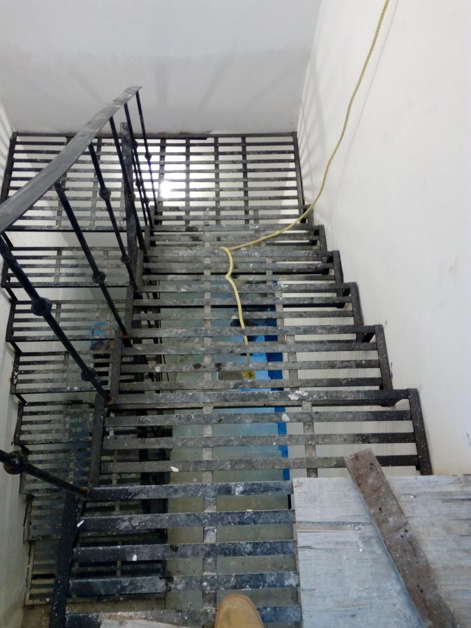 Foto escalera de herreria de ingenieria de dise o y for Fotos de escaleras de herreria