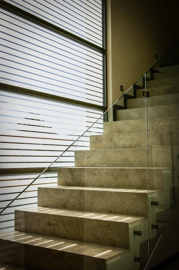 Foto escalera m rmol de 2m arquitectura 127294 habitissimo - Marmol para escaleras ...