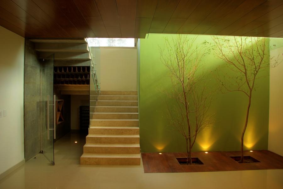 Foto  Escalera S U00f3tano De 2m Arquitectura  119748