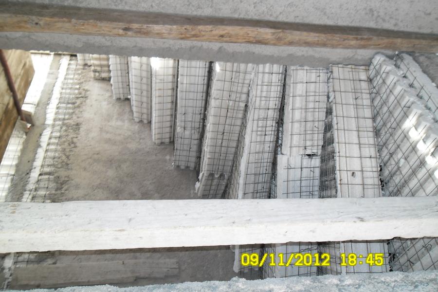 Foto escalera sotano de indumetal 153097 habitissimo - Escaleras para sotanos ...