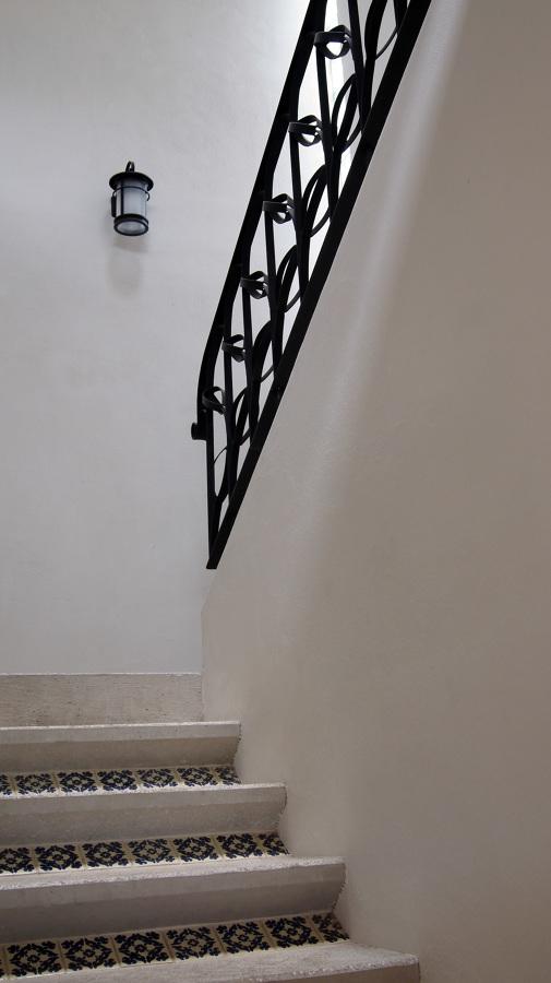 Escaleras Colonial Contemporaneo