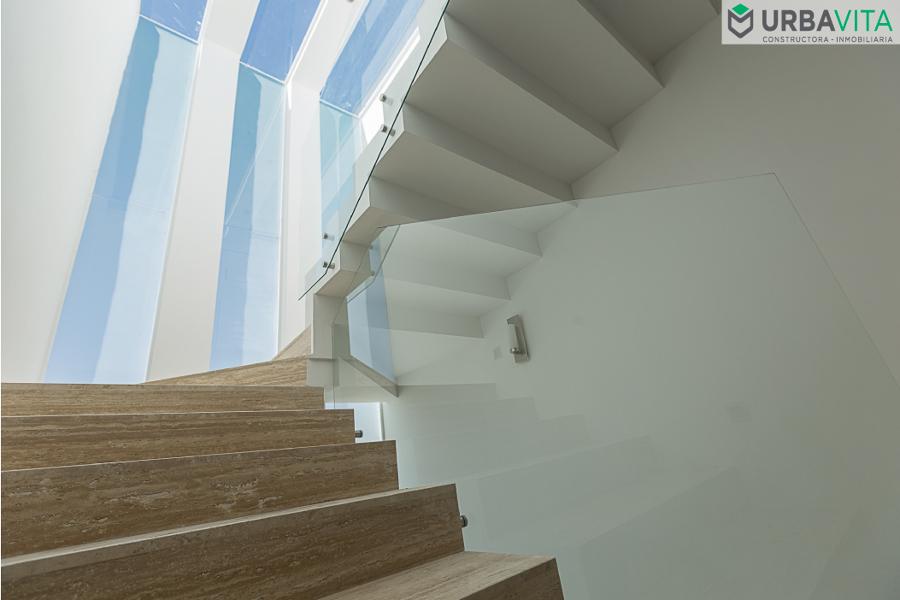 Escaleras de papelillo- Hogar Los Robles