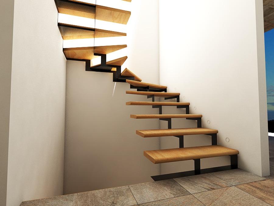 Escaleras P.E.
