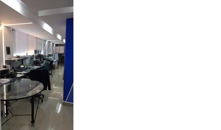 Reodelacion de oficinas ideas construcci n casa for Construccion oficinas