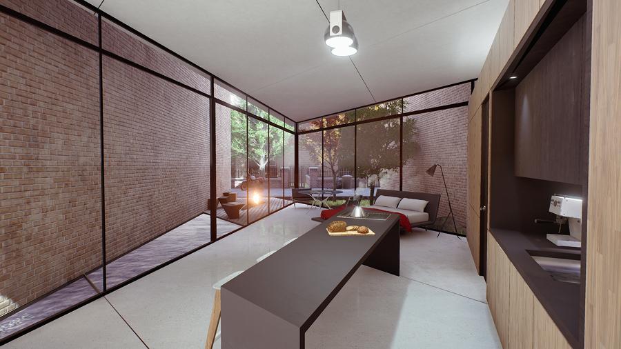 espacio habitacional