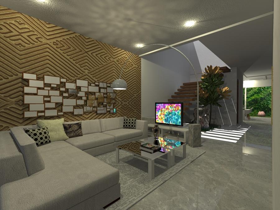 Dise o arquitect nico de casa habitaci n ideas dise o de for Diseno de casa habitacion