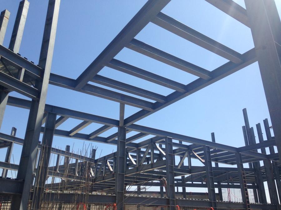 Foto: Estructuras de Acero de Tixi Grupo Constructor #254540 ...