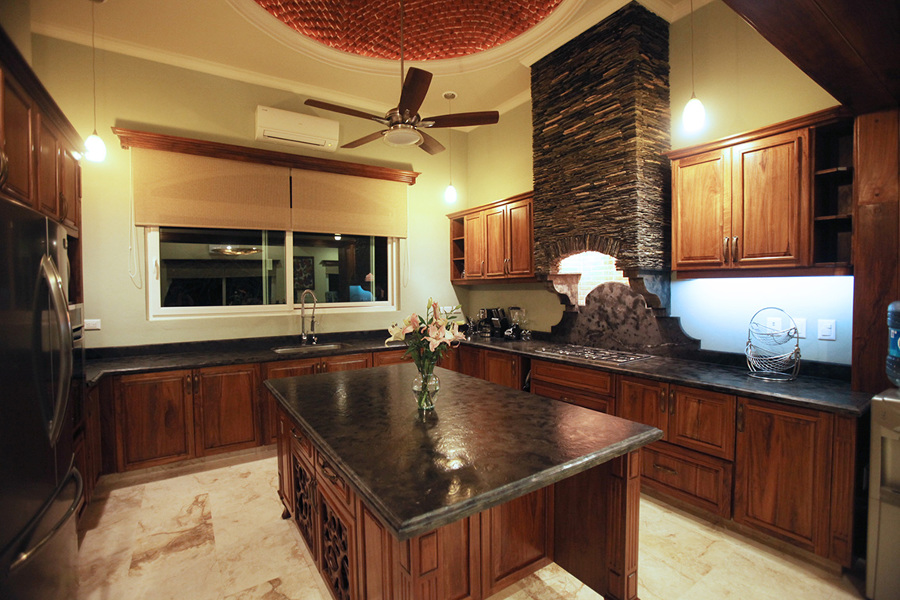 Exclusive design kitchen