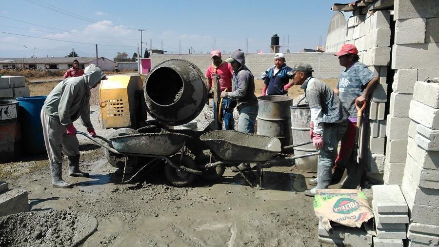 Fabricación de concreto