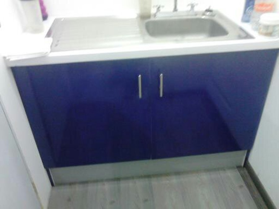 Remodelacion de local vivri ideas remodelaci n local for Mueble para tarja