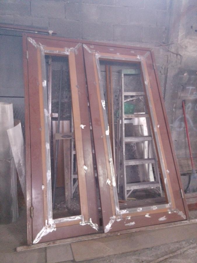 Fabricación de puerta