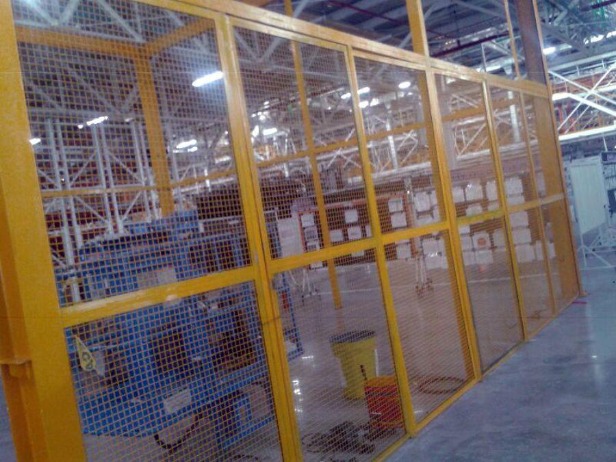 Fabricacion Y Montaje De Jaula.