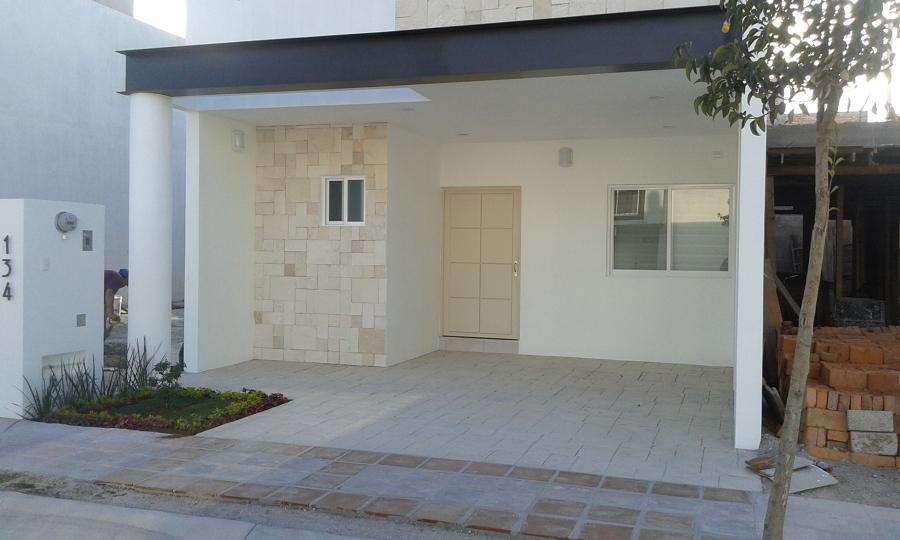 foto fachada con cantera galarza viga ipr y piso de