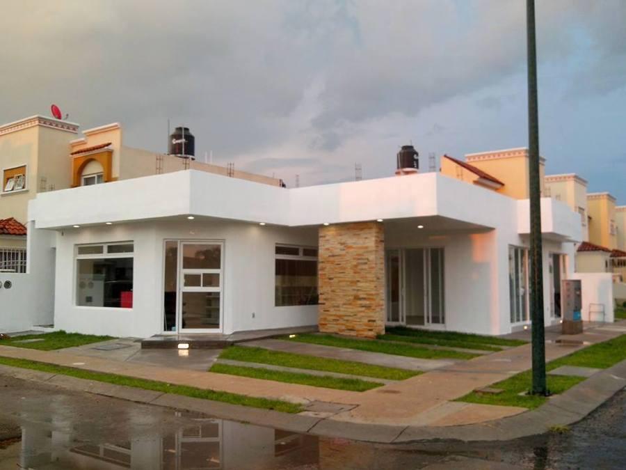 Foto fachada locales comerciales de avgo arquitectos - Fachadas de locales comerciales ...