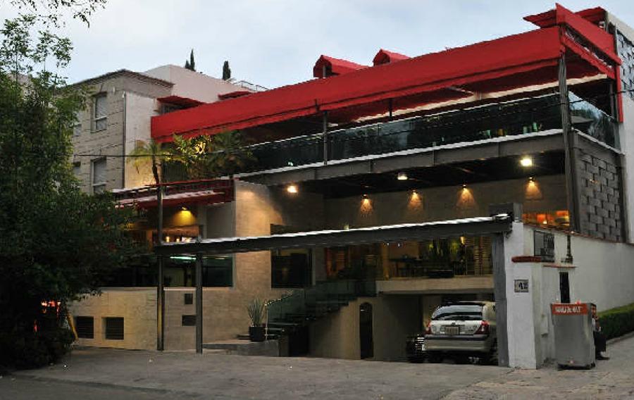 foto fachada restaurante de gugarso arquitectos 8481