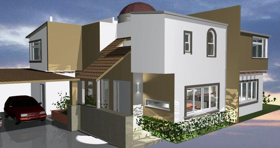 Foto fachada de ineverde inestruktur constructores - Constructores de casas ...