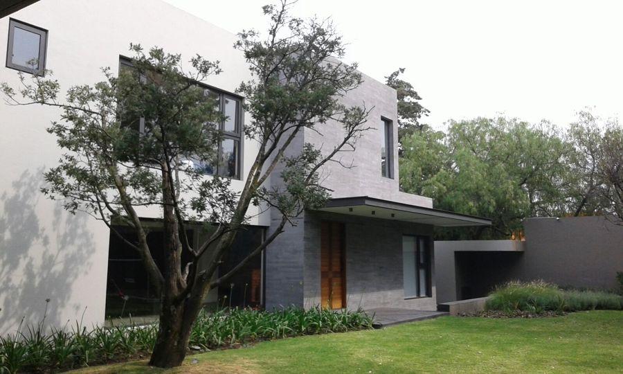 Fachadas exteriores
