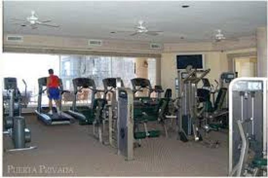 Gym de puerta privada