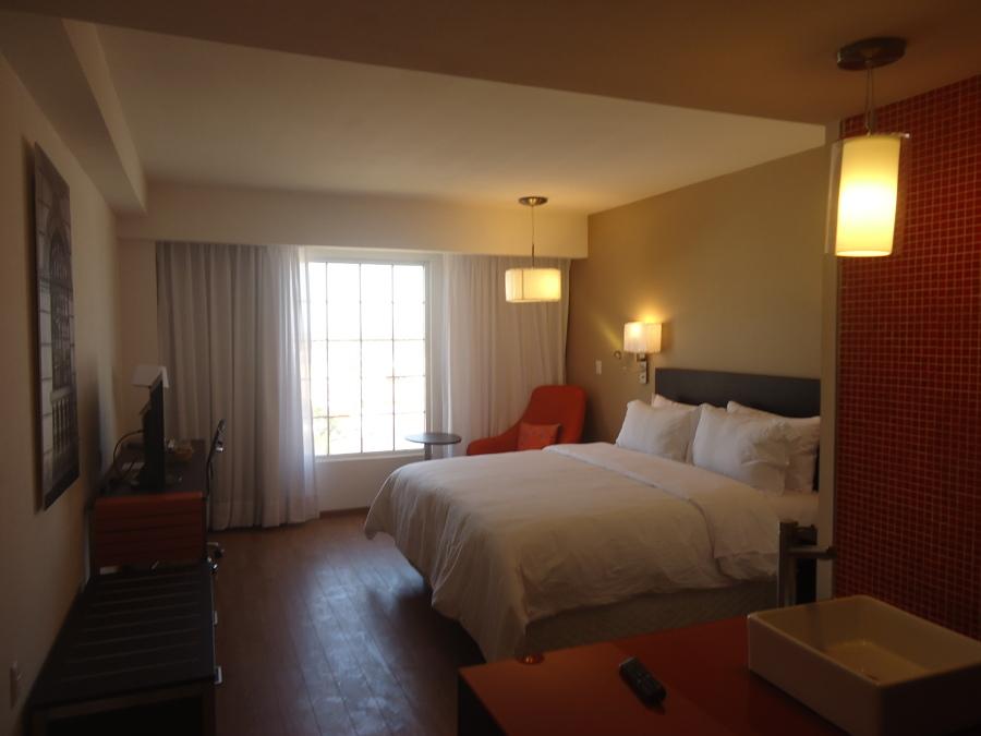 Habitaciones nivel - 8 Fiesta Inn ciudad Obregón, Sonora