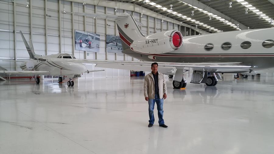 Hangar Eolo