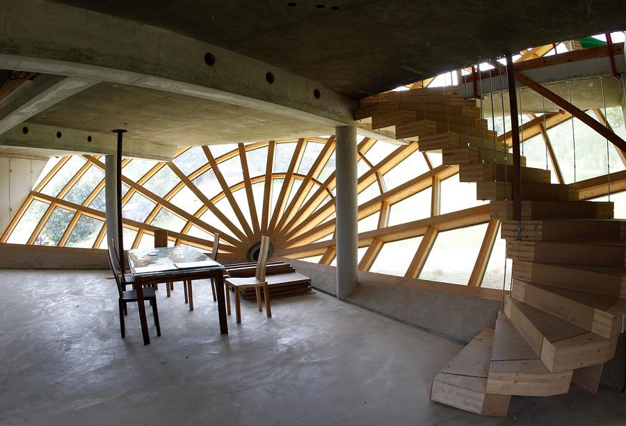 interior Heliodome