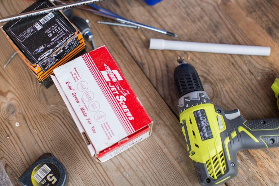 herramientas para arreglos