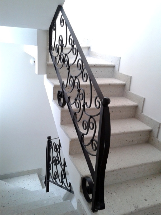 1000 images about barandas para escalera on pinterest - Barandas de escaleras ...