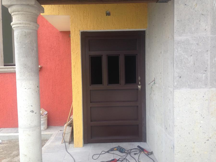 Herreria en puertas y portones ideas arquitectos - Puertas herreria ...