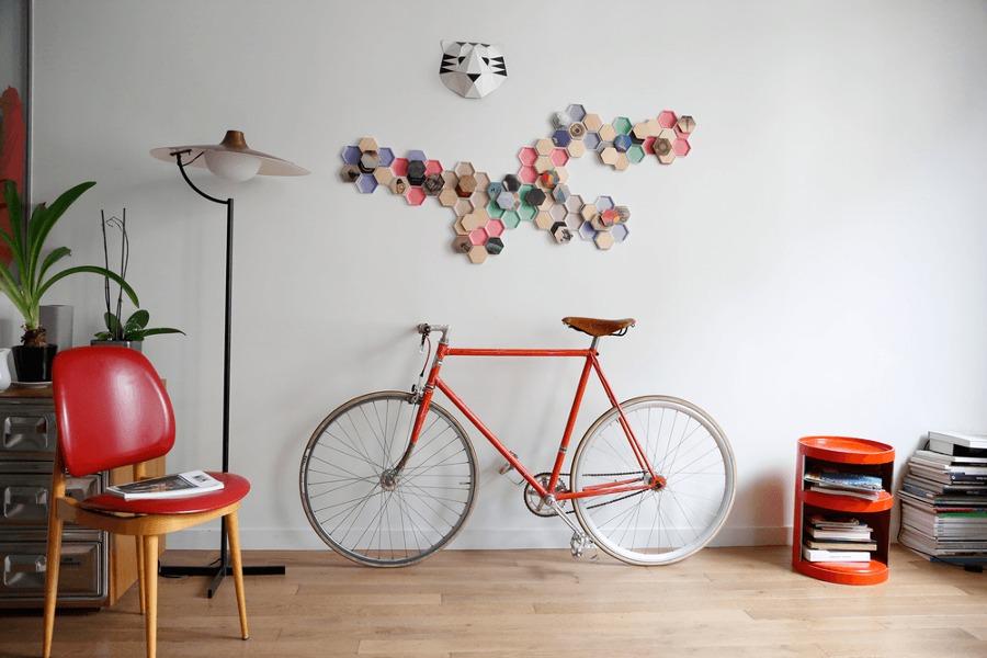 dise o y geometr a la fiebre del hex gono ideas dise o. Black Bedroom Furniture Sets. Home Design Ideas