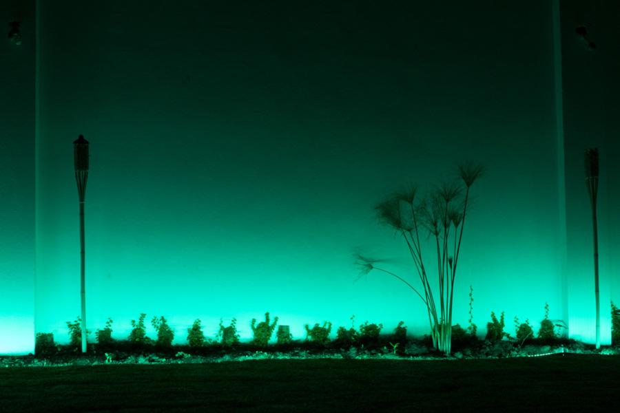 Iluminación jardín 2