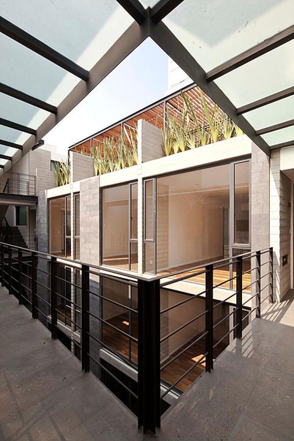 Iluminación natural de las viviendas