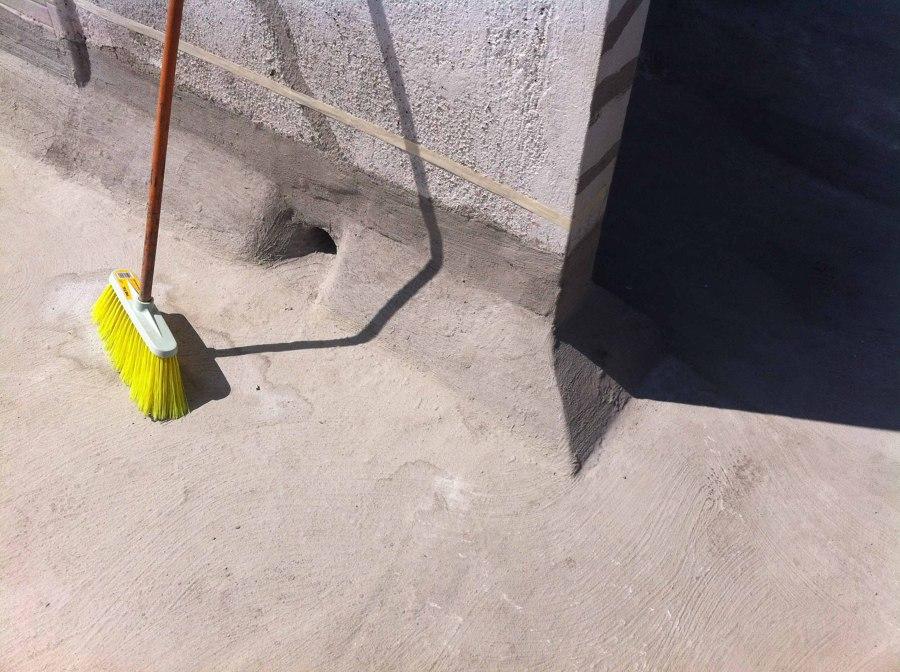Impermeabilización con Cementicio