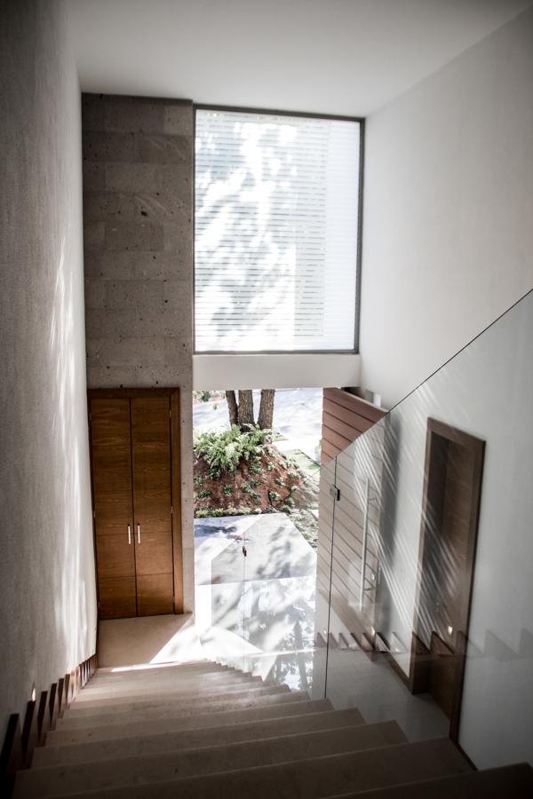 Ingreso Principal Vista Interior