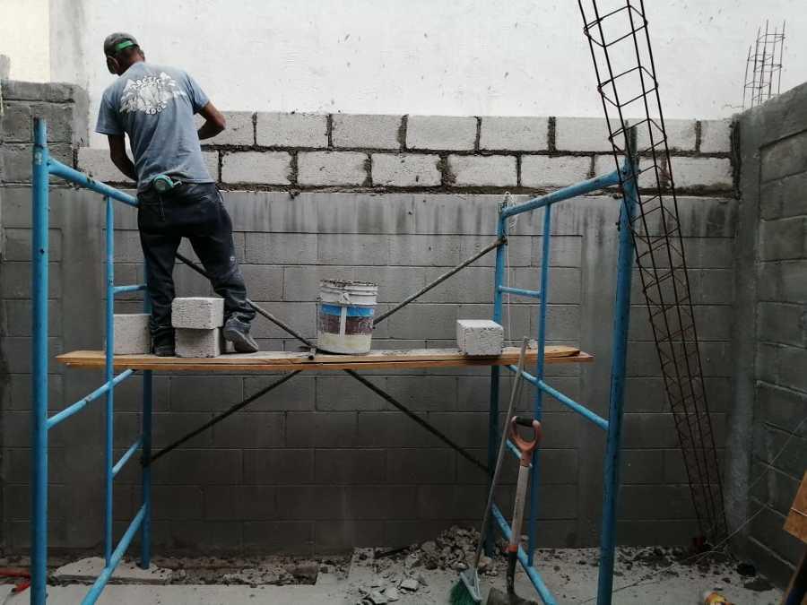 Inicio de la remodelación