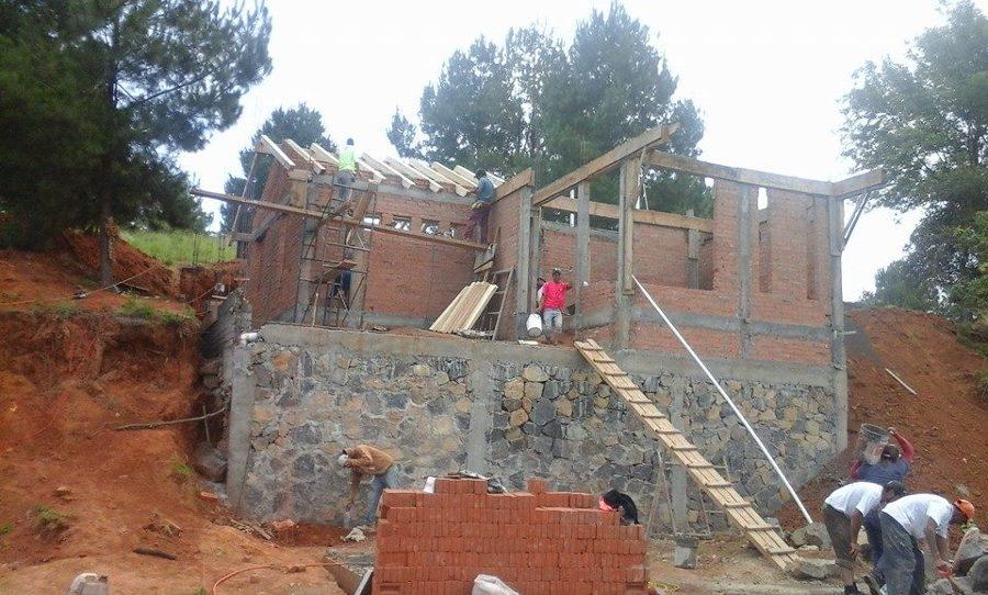 inicion de construccion