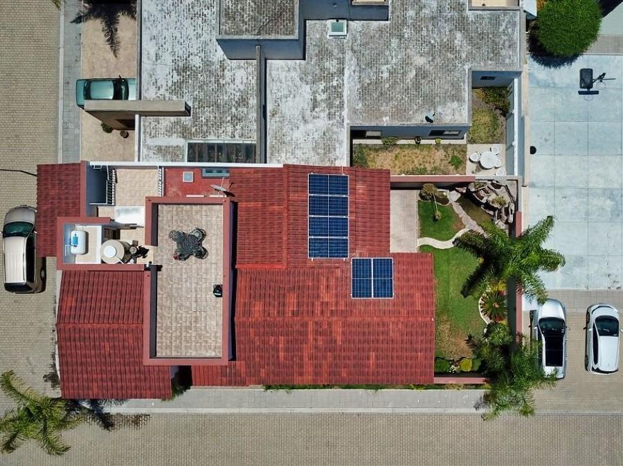 Instalación 6 paneles JA Solar