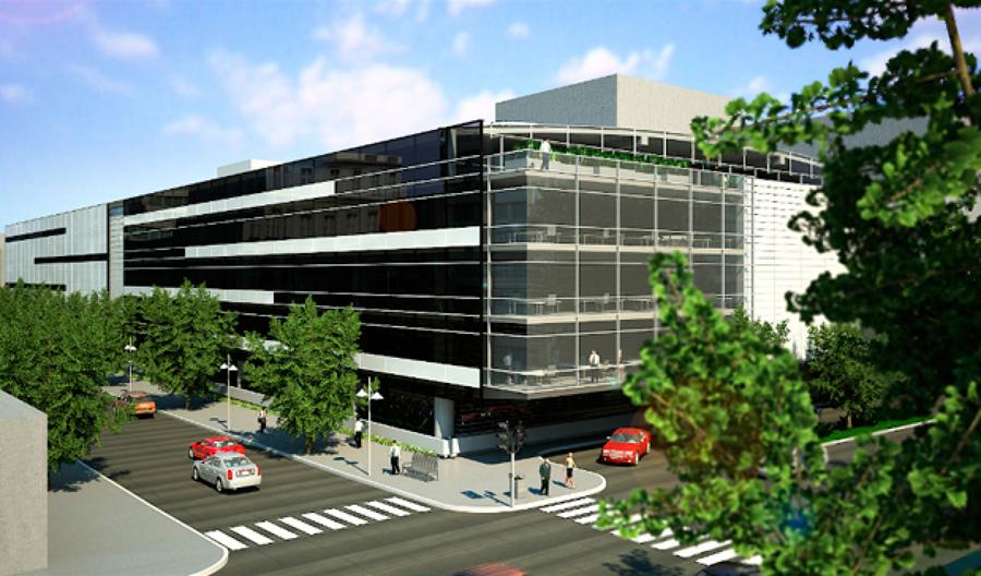 Instalación de aire acondicionado corporativo 2 patios (SIEMENS)