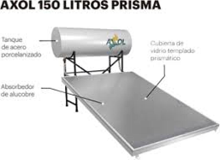 instalacion de calentador de agua